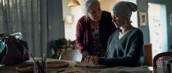 PENGUIN BLOOM (2021)Jacki Weaver as Jan and Naomi Watts as Sam Bloom.Cr: Joel Pratley/NETFLIX